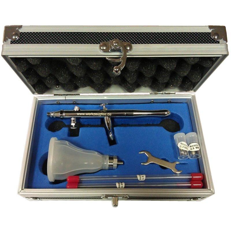 Dichtringe Düsenkappe für Airbrush Pistolen