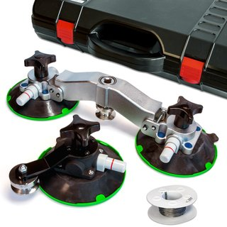 330mm Ausglas Durchstechahle für Schneiddraht//Trennschnur Scheibe Durchstoßsonde